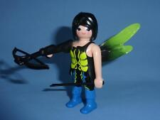 Playmobil-serie 10 Bosque Hada Arquero Elfo Guerrero Figura Femenina/6841 Nuevo