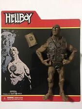 """Mezco Toyz Hellboy 2005 Roger 8"""" Action Figure Mike Mignola"""