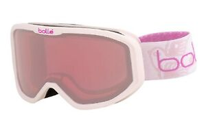Bolle Girl Inuk Ski Goggles Matte Pink Princess Rosy Bronze Size Small 3-6 Years