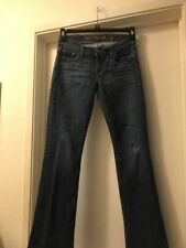 Ruehl New York 10014 Womens Distressed Jeans Size 27 X 33