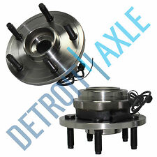 NEW Set (2) Front Wheel Hub & Bearing Assembly for 2004-2005 Durango with ABS
