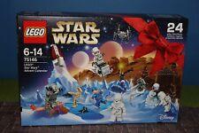 LEGO STAR WARS 75146 Calendario Adviento Nuevo / Embalaje MISB 2016 RARO