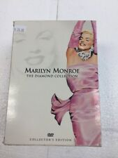 2001 Marilyn Monroe The Diamond Collection Collectors DVD