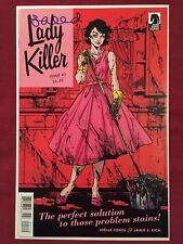Lady Killer #1 SIGNED By Laura Allred