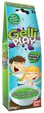 Gelli Baff Green Gelli Play (40g) by Zimpli Kids Swamp Green