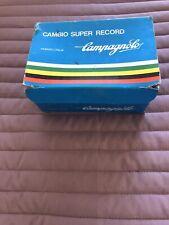 Campagnolo Super Record Empty Box