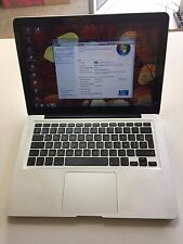 MacBook Pro 13.3 I7 2.7ghz - Ram 4Gb - 500GB HDD Debut 2011 A1278 USB HS