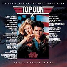 Various Top Gun (original Motion Picture Soundtrack) 12 Inch Vinyl LP Album