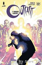 OUTCAST #25 (2017) BY KIRKMAN & AZACETA 1ST PRINTING  BAGGED &  BOARDED IMAGE