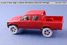 1/35 Pick-up Truck wheels set(for Meng)