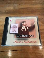 Leo Reisman and His Orchestra : Maestro Sophisticte CD (2006)