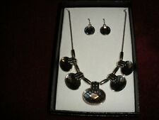 NEW COSTUME JEWELY NECKLACE AND EARRING SET FROM CHRISTOPHER AND BANKS