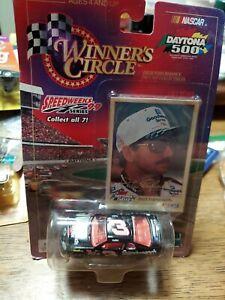 Dale Earnhardt Daytona 500 1998 Winners Circle Speedweeks 99 Series 1:64 Diecast