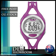 Timex Women's Sleek 50-Lap Ironman Triathlon Resin Watch T5K759- Free Post in AU