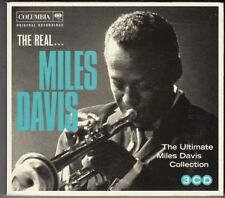 MILES DAVIS The Real The Ultimate Miles Davis Collection 3-CD DIGIPACK SONY