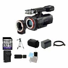 Sony Handycam NEX-VG900 HD Camcorder 32GB Package