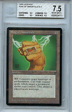 MTG Legends Ring of Immortals BGS 7.5 NM+ card Magic the Gathering WOTC 4711