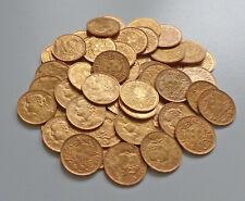 53054490 - 6 x Schweiz VRENELI 20 CHF Goldmünze verschiedene Jahrgänge