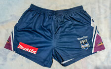 Vintage 2004 KOOGA Storm Players Footy Shorts - 4XL with sponsors logos