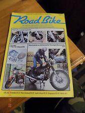RoadBike Part 2/Triumph Bonneville T140E Test/Two Stroke Decoke