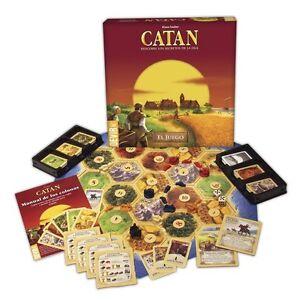 Devir-Los Colonos de Catan-Juego de mesa (Versión en castellano)