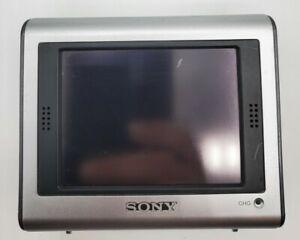 Sony GPS NV-U70 + NVA-CU3 + SONY car Adapter personal and auto gps unit