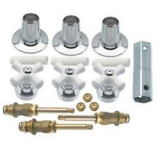 DANCO Porcelain Cross-Handle Bathtub and Shower Faucet Rebuild Kit