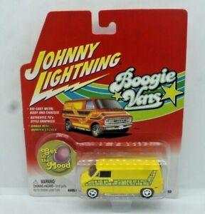 "Johnny Lightning Boogie Vans 1976 Dodge D-150 ""Get In The Mood"" NEW"