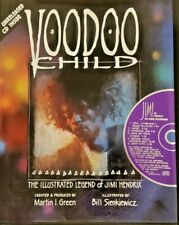 Voodoo Child: The Illustrated Legend of Jimi Hendrix with Cd