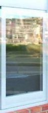 """23"""" x 27"""" Clear Acrylic Drive Thru Safety Shield Protective Barrier"""