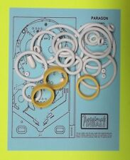 1979 Bally Paragon pinball rubber ring kit