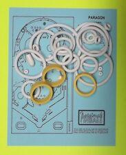 1979 Bally Paragon pinball rubber ring kit