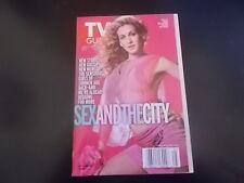 Sex And The City, Sarah Jessica Parker - TV Guide Magazine 2000
