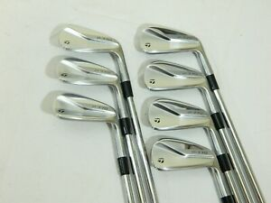 2020 Taylormade P770 Iron set 4-PW Project X 6.0 Steel irons P-770 P.770