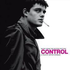CONTROL Movie Film SOUNDTRACK CD Joy Division  New Order  Iggy Pop  David Bowie
