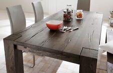 Esstisch Braxton, verwittert, Küchentisch, Holztisch, Tisch, 200x100 cm Massiv