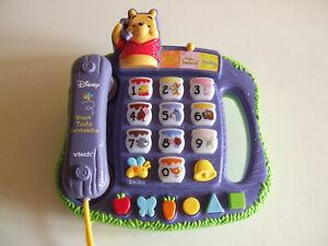 Kindertelefon V-Tech Winnie Puuh Disney