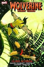 Wolverine: First Class: Class Actions by David, Koblish & more 2010 TPB Marvel