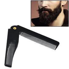 New Hairdressing Beauty Folding Beard And Beard Comb Beauty Tools For Men