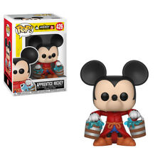 Mickey's 90th - Apprentice Mickey - Funko Pop! Disney (2018, Toy NUEVO)