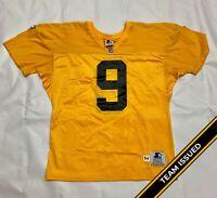 Pittsburgh Steelers Team Issued 1994 Gold Starter Durene Practice Jerseys