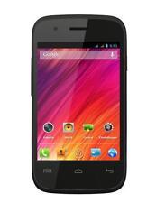 Téléphones mobiles noirs avec android 3G, 4 Go