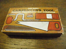 Carpenter's tool - Outils de menuisier pour enfant -  Fun tools for kids