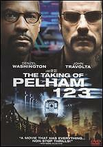 The Taking of Pelham 1 2 3 (DVD, 2009)john travolta denzel washington