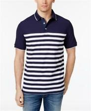 Club Room Manchester Striped Polo Shirt Mens Size XL New