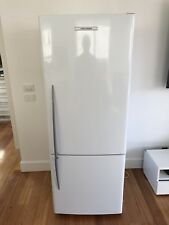 Fisher And Paykel White Upside Down Fridge/Freezer 403L