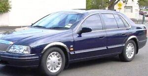 Wheel Arch Moulds to suit Ford Fairlane AU/NU 1999-2003 Signature Line