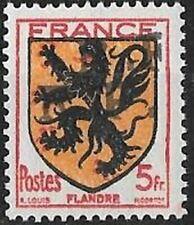 LIBÉRATION..RRR..ROCHECORBON...5f**Flandre. Dle Sge...Signé.P..MAYER