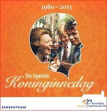 NEDERLAND - BU SET 2013 - DE LAATSTE KONINGINNEDAG