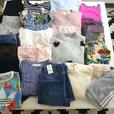 Bundle Girls Clothes Age 7 8 9 10 Years Zara River Island Adidas M&S